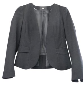 H&M Formal Elegant Black Blazer