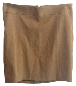 Express Mini Skirt Khaki