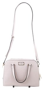 Kate Spade Ivory Felix Small Satchel in White