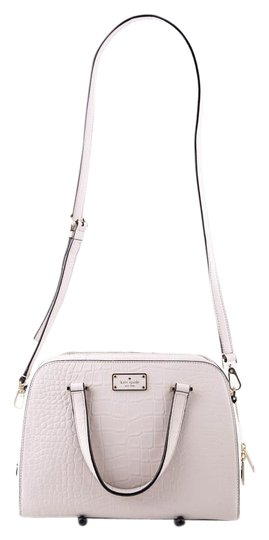 Preload https://img-static.tradesy.com/item/15751129/kate-spade-kay-street-small-felix-ivory-croc-white-leather-satchel-0-1-540-540.jpg