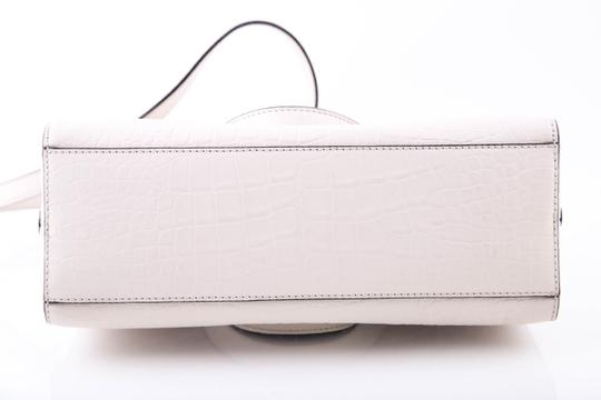 Kate Spade Ivory Felix Small Satchel in White Image 5