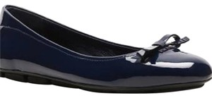 Prada Royal Blue Flats