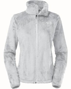 The North Face HIGH RISE GREY Jacket