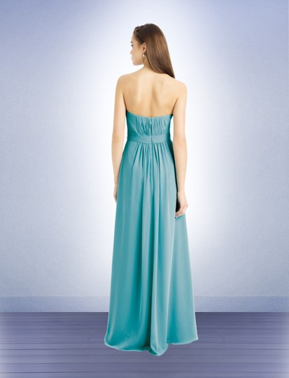 Bill Levkoff Glacier Chiffon 741 Formal Bridesmaid/Mob Dress Size 10 (M) Image 1