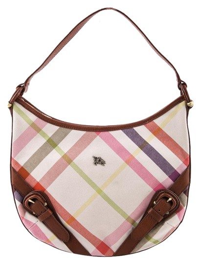 Preload https://img-static.tradesy.com/item/15751957/burberry-saddle-multicolor-canvasleather-shoulder-bag-0-1-540-540.jpg