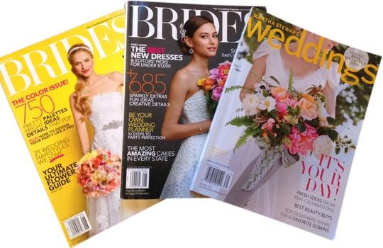 Other 3 Bridal Magazines 2013 (magazine Bundle)