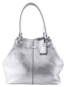 Cole Haan Covertible Pebbled Leather Shoulder Bag