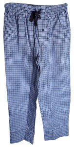Perry Ellis Plaid Mens Pj Pants