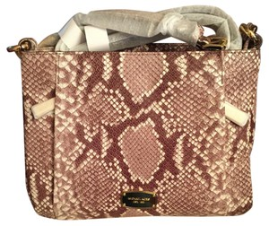 Michael Kors DARK SAND (BROWN,TAUPE,WHITE) Messenger Bag