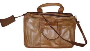 Other Genuine Vintage Made In Colombia Many Pockets Comfort Strap Laptop Bag