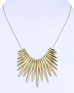 Michael Kors NWT Michael Kors Gold Tribal Statement Necklace