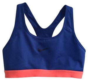 a83c73a28b007 Women s Blue Nike Active Sports Bras - Up to 90% off at Tradesy