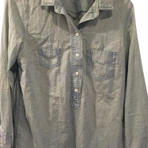 J.Crew Button Down Shirt Denim