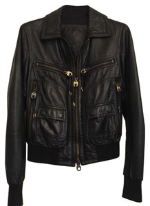 Bally Leather Jacket