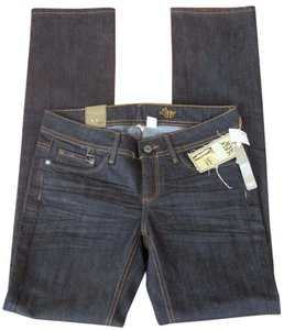 Mango Lizzy New With Tags Stitching Straight Leg Jeans