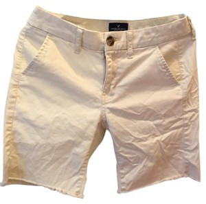 American Eagle Outfitters Board Shorts White