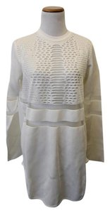 Alexander Wang short dress White Designer Tunic on Tradesy
