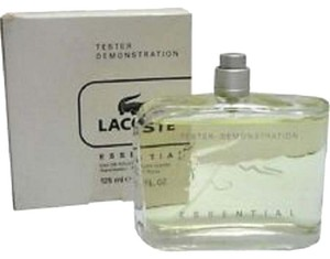 Lacoste LACOSTE ESSENTIAL POUR HOMME 4.2 oz / 125 ml TESTER NEW