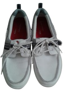Rockport White Flats