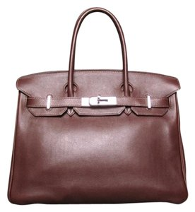 Hermès Hermes Birkin Birkin Satchel in Brown