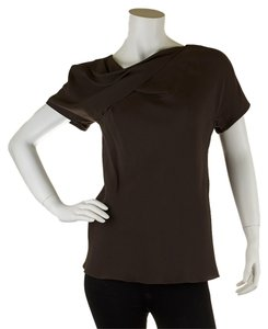 Chloe Size 36 Top Brown