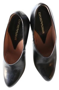 Emporio Armani Heels Black Pumps