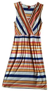 Merona short dress Multi on Tradesy