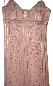 Marc Bouwer Glamit Beaded Sequin Dress