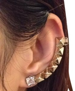 H&M H&M Earrings With Rhinestones