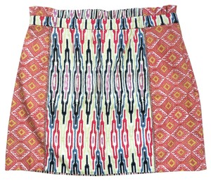 Rachel Roy Mini Skirt Multi-color