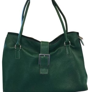BCBGMAXAZRIA Green Beach Bag