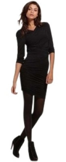 Preload https://item5.tradesy.com/images/black-knit-bandage-above-knee-night-out-dress-size-4-s-157584-0-0.jpg?width=400&height=650
