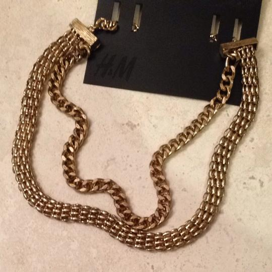 H&M H&M Necklace (Gold)