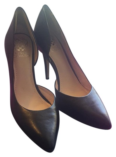 Vince Camuto Halona Black Pumps On Sale 57 Off Pumps