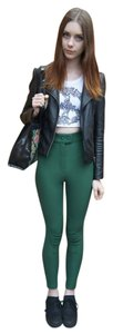 American Apparel Skinny Pants Village Green
