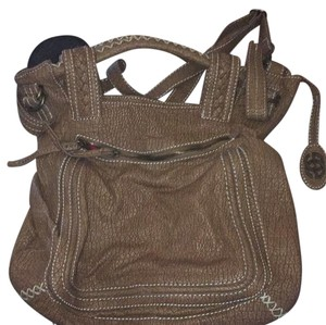 Marc Ecko Satchel in Tan