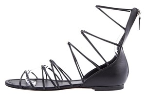 Visconti & Du Reau Black Sandals