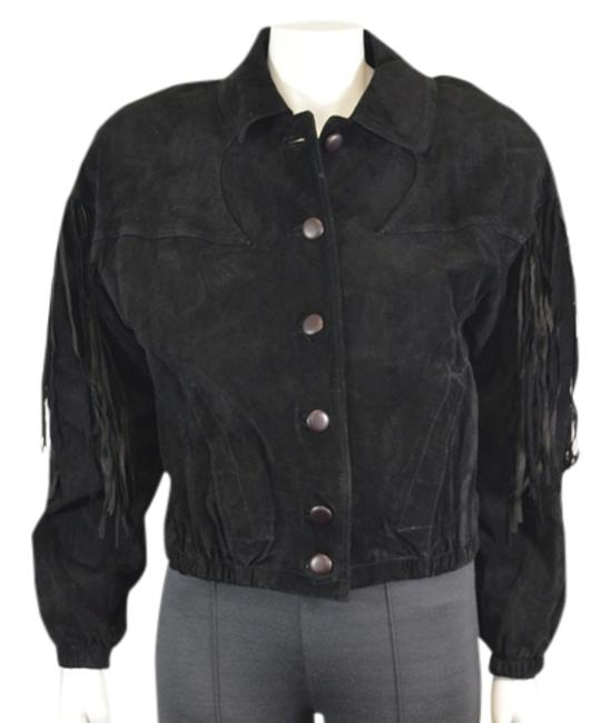Tannery West Black Jacket