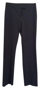 Antonio Melani Boot Cut Pants dark blue/grey
