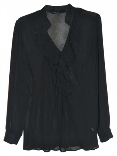 Preload https://item2.tradesy.com/images/new-york-and-company-black-blouse-size-14-l-157601-0-0.jpg?width=400&height=650