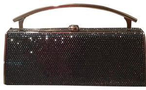 Judith Leiber Sparkling Medium blue Clutch