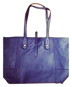 Stella & Dot Tote in Blue