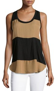 Haute Hippie Color-blocking Size Xs Free Shipping Top