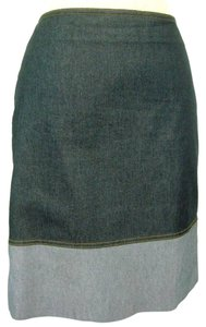 bebe Pencil Skirt Gray