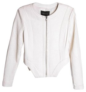 BCBGMAXAZRIA Biker 'leather