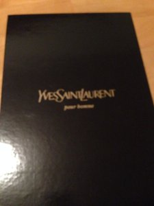 Saint Laurent Yves St. Laurent Box For Man's Shirt