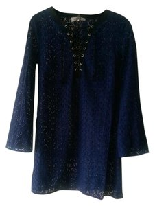 Tibi Eyelet Cover-up