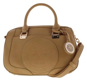 Versace 19.69 Satchel in Latte
