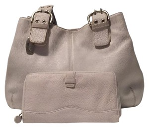 Tignanello Satchel in White