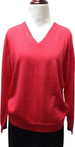 Antea V Neck Wool V Sweater